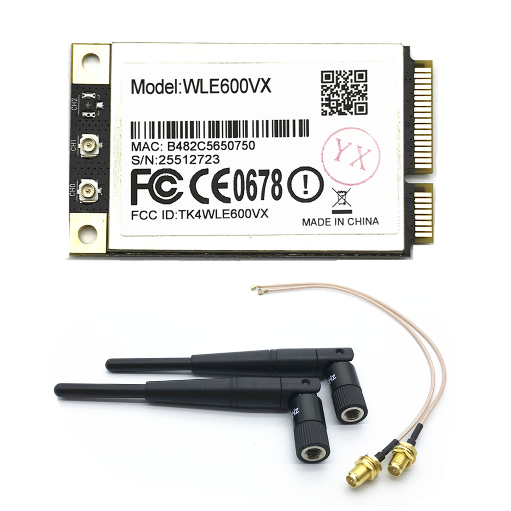top 9 most popular pcie wifi dual list and get free shipping