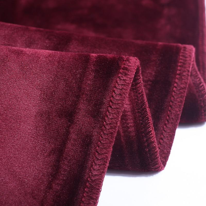 Thicken Warm Plus Velvet Women Trousers 16 Winter Black Red Blue High Waist Stretch Pencil Pants Female Fleece Office Pantalon 22