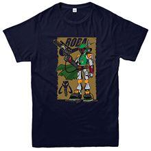 Star Wars - The Dark Side T-shirt, Boba Fett Hipster Spoof Tee Top Free shipping  Harajuku Tops Fashion Classic