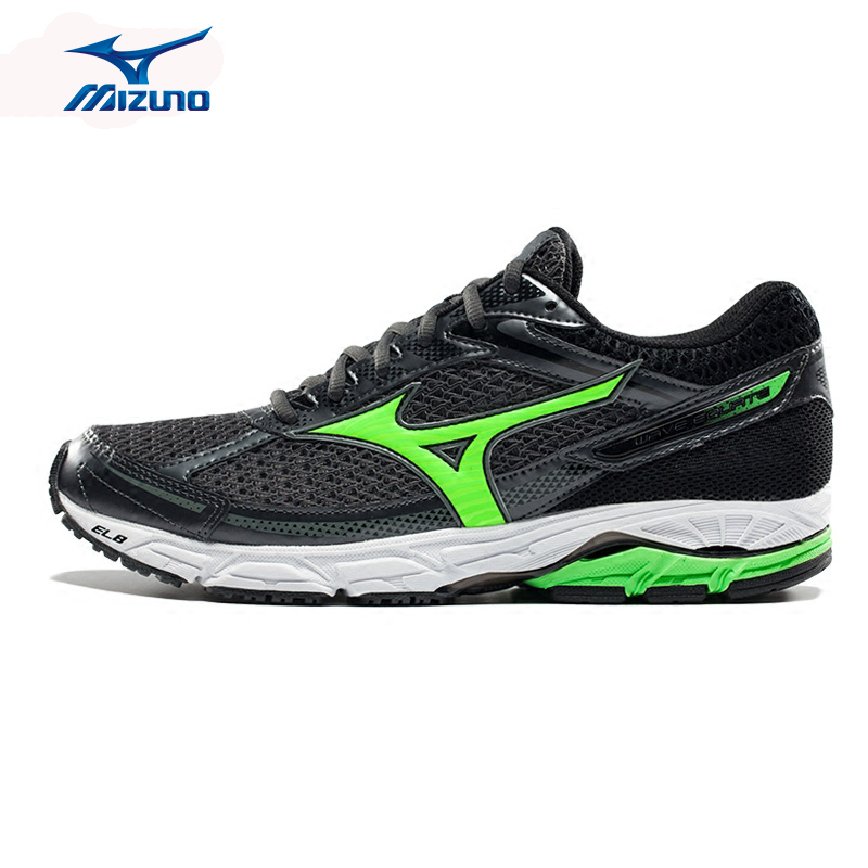 Mizuno Mens WAVE EQUATE Running Shoes Cushion Stability Sneakers Light Breathable Sports Shoes J1GC174841 XYP568
