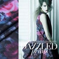 Free Shipping Thin Silk Taffeta Fabrics Blended Silk Fabric Dress Clothing Wholesale High Quality Silk Cloth
