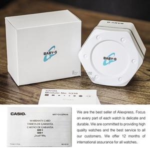 Image 5 - Casio watch g shock women watches top luxury set display ladies watch 100m Waterproof LED digital Quartz watch women reloj mujer