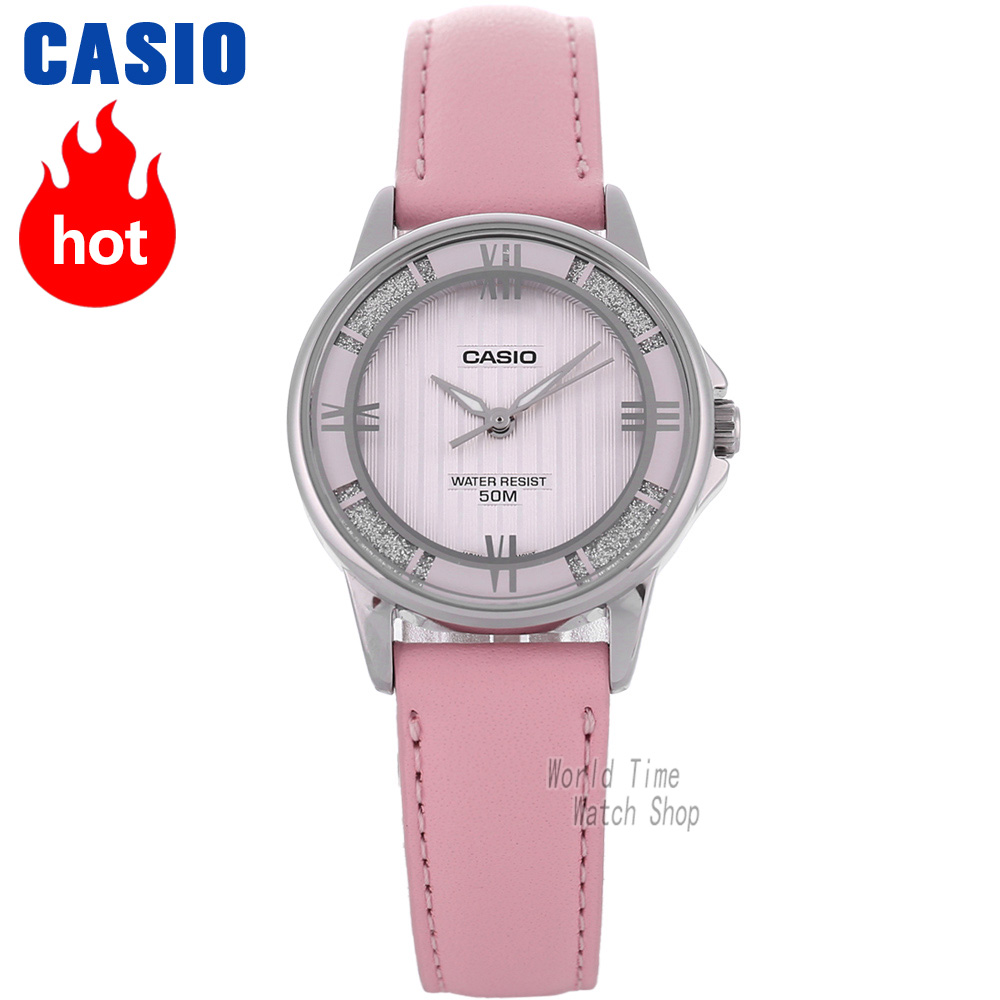 Casio watch ladies watch elegant and noble pointer series waterproof quartz watch LTP-1391L-4A2 LTP-1391L-2A LTP-1391L-5A цена