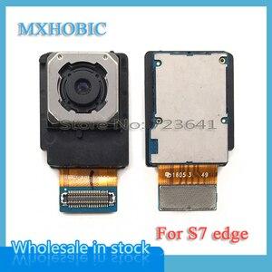Image 2 - 10 pçs câmera traseira cabo flexível para samsung galaxy s6 s7 edge s8 s9 s10 plus s10e g920f g930f g935f g950f g955f principal grande cam