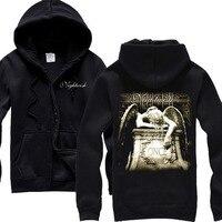 Nightwish Power metal music new black hoodie