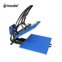 i transfer 16x 24 Magnetic Auto Open T shirt Sublimation Machine Heat Press Transfer Printer Commerical Use HPM 11C46
