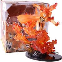 NARUTO Minato Namikaze Kizuna Beziehung PVC Naruto Action-figuren Anime Sammeln Modell Spielzeug