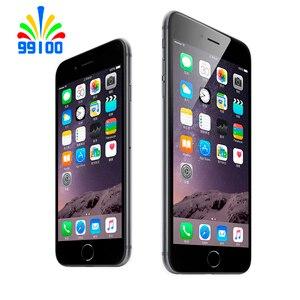 Used Original Unlocked iphone 6 Dual Core 4.7inch 16GB/64GB/128GB Apple A8 CPU 3G-WCDMA 4G-LTE USED(China)
