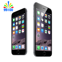 Original Unlocked Iphone 6 Dual Core 4 7inch 16GB 64GB Apple A8 CPU IOS Excellent Conditions