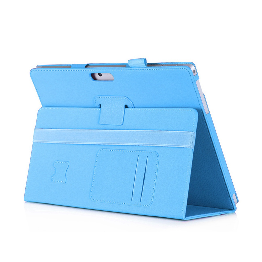 For Microsoft Surface Pro 3/ Pro 4 12.3 Tablet Case Stand Flip Cover For Microsoft Surface Pro 3/4 12.3 Leather Capa+Stylus