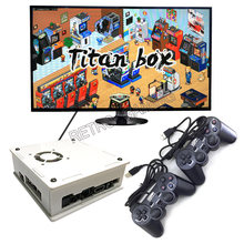 Console de jeu 3D Titan Box TV multi-arcade/MAME/NEO GEO/PSP jeu comprenant 4 P jeux HDMI 1080 P plug and play(China)