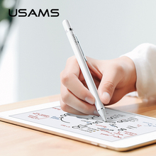 USAMS Capacitive Touch Pen For Apple Pencil Stylus iPad 9.7 2018 Mini 1 2 3 4 Pro Air Samsung Tablet Painting