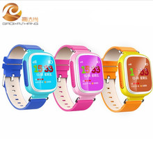 Kids GPS Smart Watch 1.44″ Wristwatch SOS Call Location Device Tracker for Kid Safe Anti Lost Monitor Baby Gift Q80 PK Q50 Q60