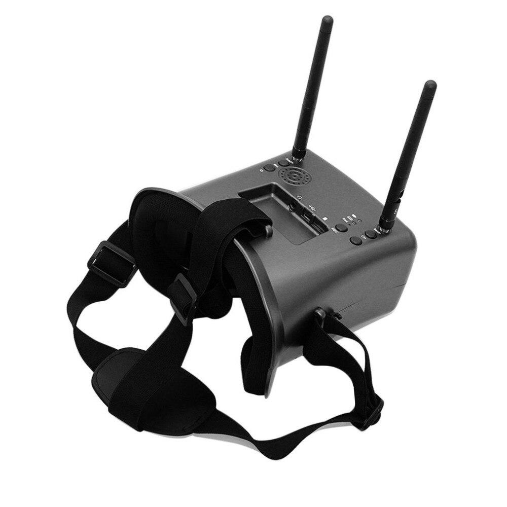 FPV-системы 008D DVR очки с DVR 5.8 Г 40CH 480*272 разнообразие видео очки для RC Quadcopter MultiCopter