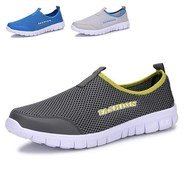 Sepatu Flat Pria Warna Hitam Bertali Pergelangan Rendah Datar Trendi Versi  Korea Hitam dan merah. b18c44b377