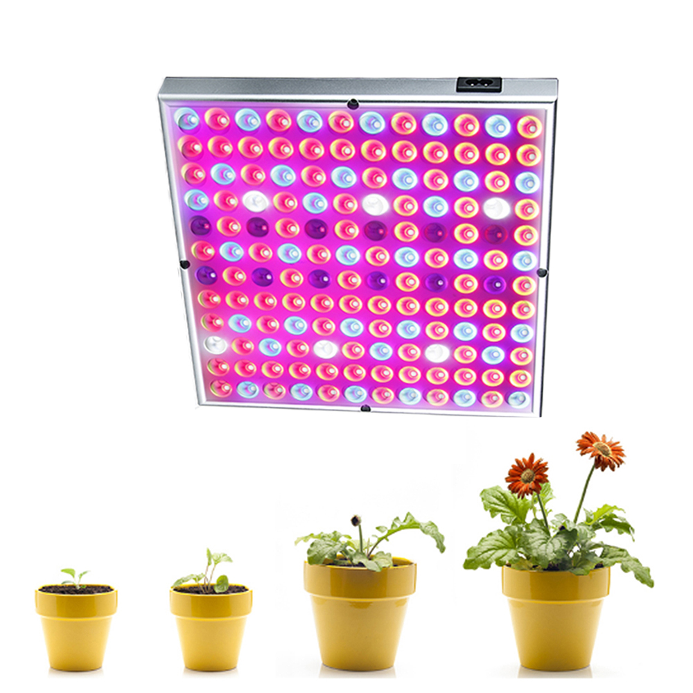 Growing Lamps LED Grow Light 25W 45W AC85-265V Full Spectrum Plant Lighting For Plants Flowers Seedling Cultivation