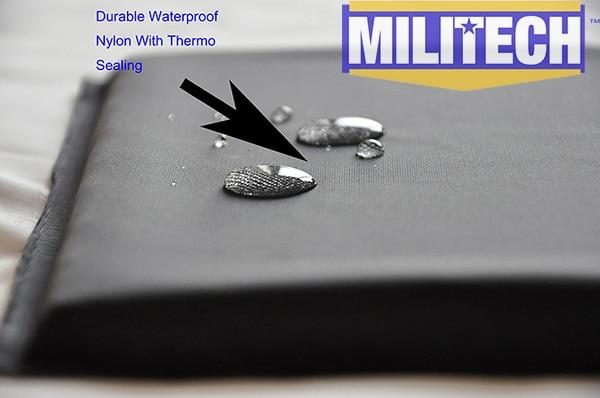 MILITECH Panou balistic rezistent la gloanțe Aramid Bullet Placă de - Securitate și protecție - Fotografie 5