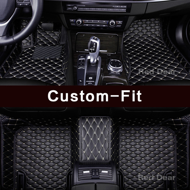 Aliexpress Com Buy Custom Fit Car Floor Mats For Bmw X3 E83 F25