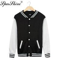 봄 겨울 야구 재킷 옷 여성 캐주얼 긴 소매 스웨터 코트 후드 스웨터 따뜻한 편안한 JT030
