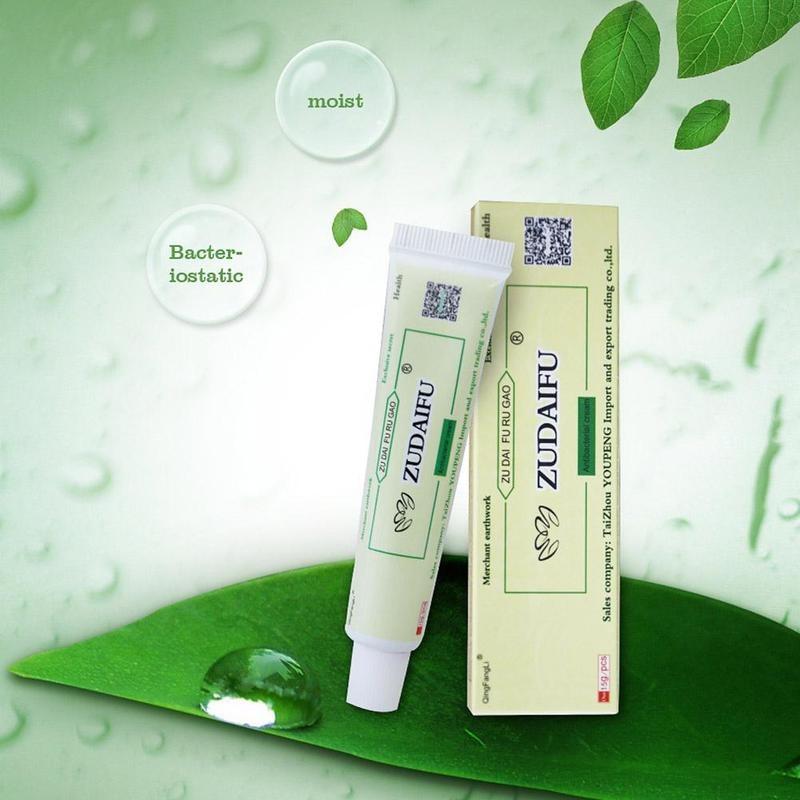 Zudaifu Skin Care Cream Skin Psoriasis Cream Dermatitis Eczematoid Eczema Ointment Treatment Psoriasis Cream Dropshipping
