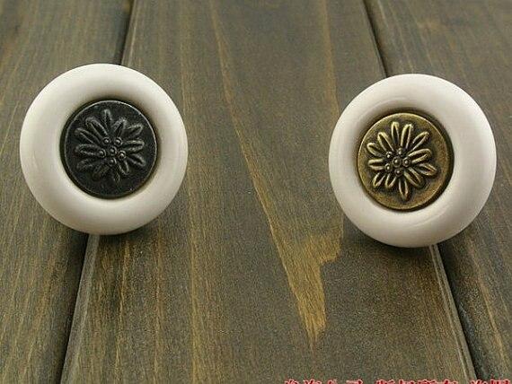 Online Get Cheap Vintage Porcelain Cabinet Knobs -Aliexpress.com ...