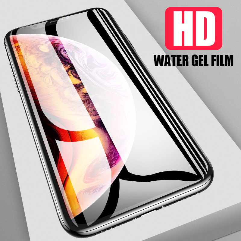 Soft HD Hydrogel film for <font><b>Meizu</b></font> M6 Note M5 <font><b>Pro</b></font> 6 7 Screen Protector On for <font><b>Meizu</b></font> 15 <font><b>16</b></font> Plus M15 U10 U20 Full Cover ( not glass ) image