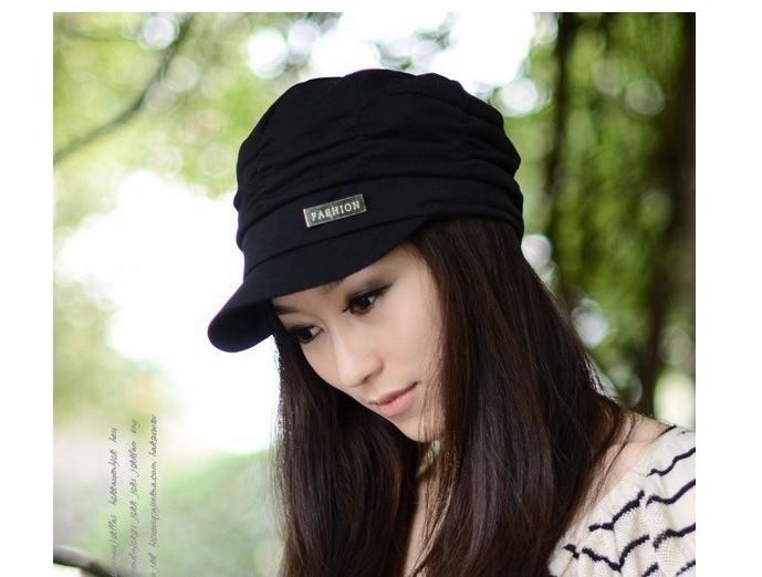 хиты-корейской версии весной и зимой буквы gorro шапка женская мода пелерина нежный женская шляпы 3 сплошной цвет для бесплатная доставка