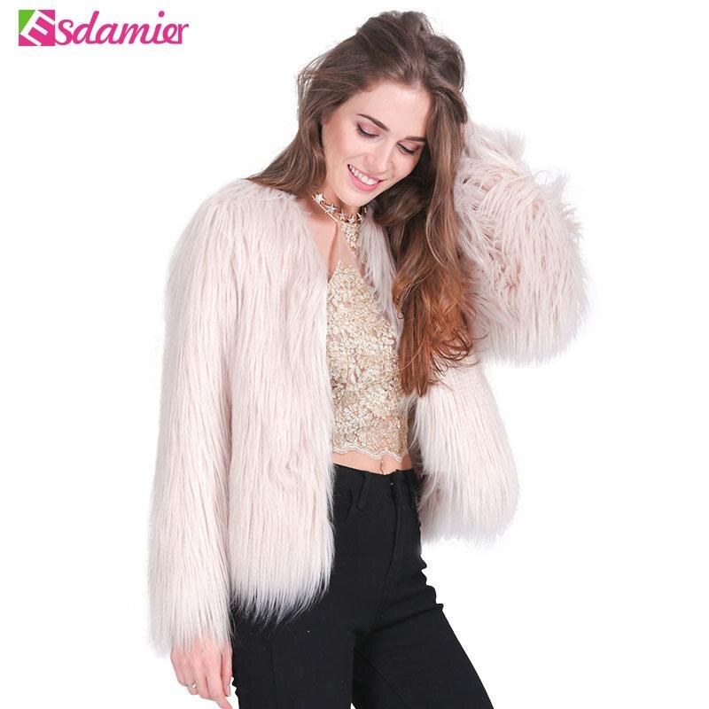 Online Get Cheap Women Faux Fur Coats -Aliexpress.com | Alibaba Group