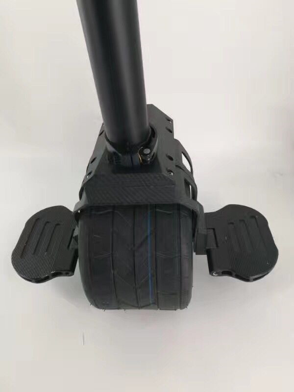 One Wheel Electric Scooter Self Balance Monowheel Electric Unicycle 10inch tire hoverboard electric skateboard Black giroskuter
