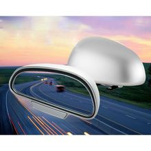 Automotive Adjustable Blind Spot Mirror Left / Right Side Rear View Mirrors Car Auxiliary Safety Accessories