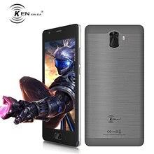 Kenxinxa S6 5 0 Inch font b Smartphone b font Dual Rear Cameras 13 0MP 8MP
