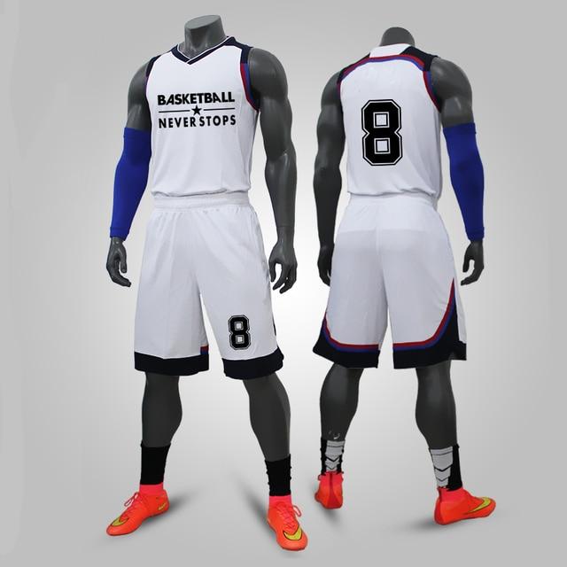 custom latest design basketball jersey print personalized pattern