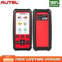 Autel MaxiDiag MD808 Pro OBD2 herramienta de diagnóstico del escáner Auto escáner todo el sistema Eobd Automotivo Automotriz automóvil coche escáner