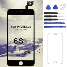 Фотография For iphone 6S Plus LCD Tianma quality No dead pixel Glass Touch Screen Digitizer & LCD Assembly Replacement touch screen lcd