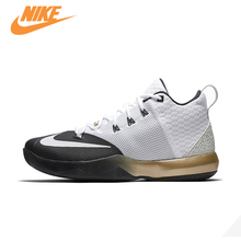 Original New Arrival Authentic Nike AMBASSADOR IX LBj Men's Breathable Basketball Shoes Sports Sneakers Trainers