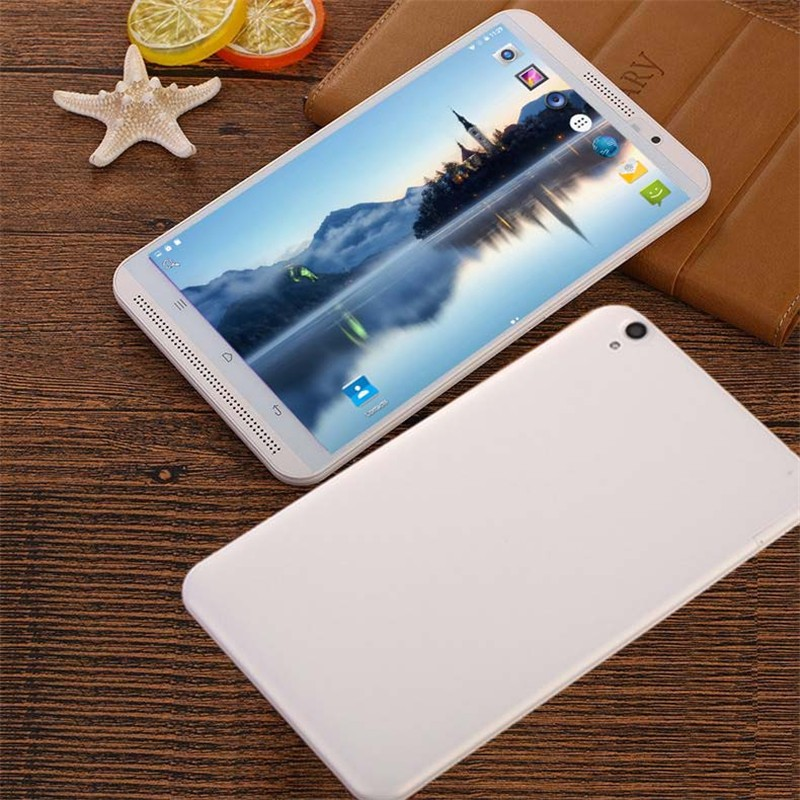 Glavey 8 inch 4G LTE Android 6.0 phone call tablet PC MTK6735P ROM 16GB Quad Core 2MP+5MP GPS G-Sensor Bluetooth FM Wifi ips