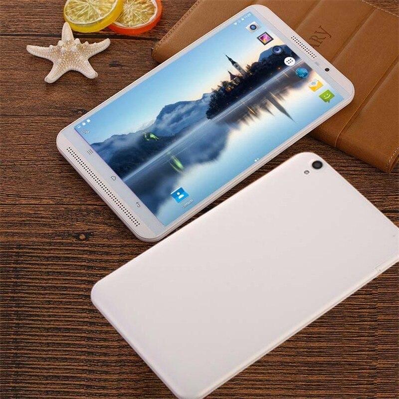 Glavey 8 pouces 4G LTE Android 6.0 téléphone appel tablette PC MTK6735P ROM 16 GB Quad Core 2MP + 5MP GPS g-sensor Bluetooth FM Wifi ips