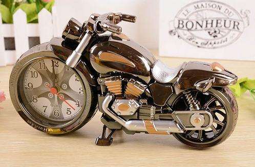 Caixa de música quatro motocicleta alarme upgrades estudante artesanato aniversário presente 9058
