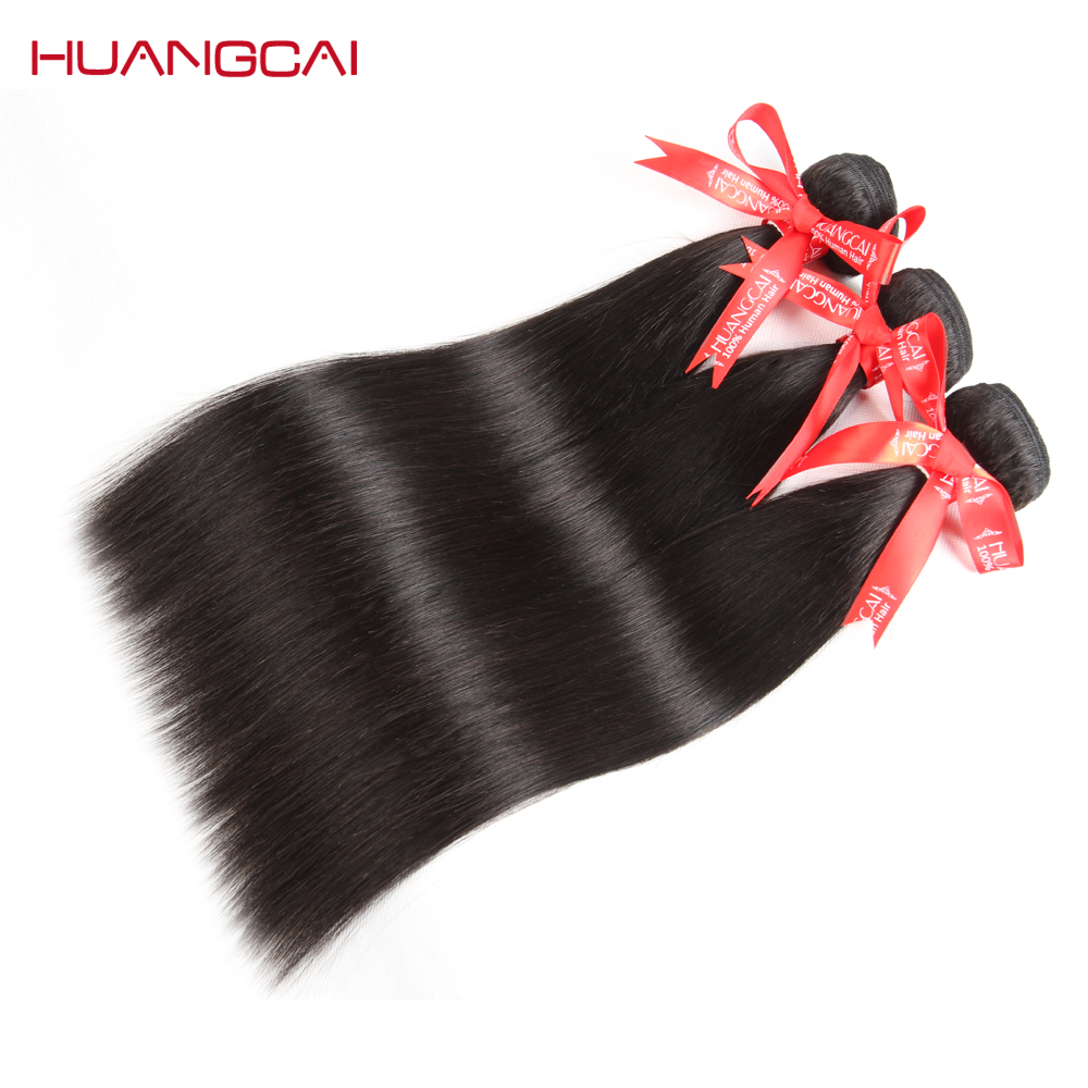 Brazilian Straight Hair 100% Human Hair Bundles Weaves Natural Color Hair Extensions Non Remy Free shipping 8 to 30 inch Remy