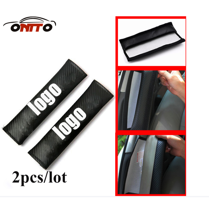 2PCS Shoulder Cover Cushion Seat Belt Pad Strap BackPack Harness Car Baby Safety