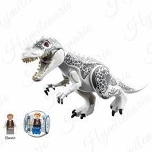 Jurassic World 2 Dinosaur Tyrannosaurus Rex Carnotaurus Gyrosphere Building Block Bricks Compatible Lego Dinosaurs