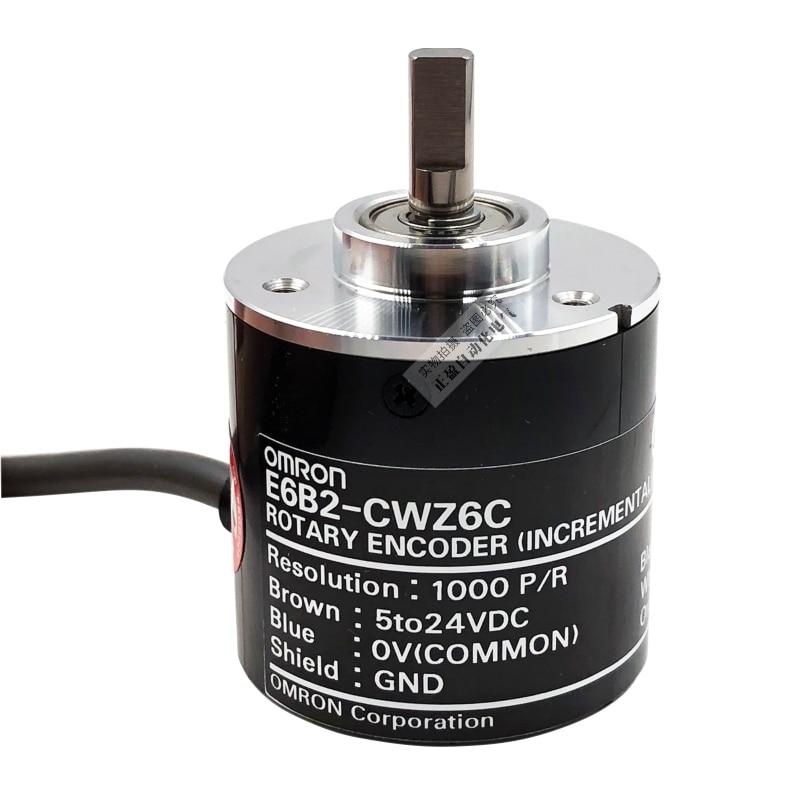 Original authentic Omron OMRON controller Rotary encoder E6B2-CWZ6C 1000P/R 2M PROriginal authentic Omron OMRON controller Rotary encoder E6B2-CWZ6C 1000P/R 2M PR