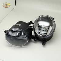 Led Fog Lamp For Toyota Avalon 2011 2013 With Daytime Running Lights Drl Dual Mode Accessories