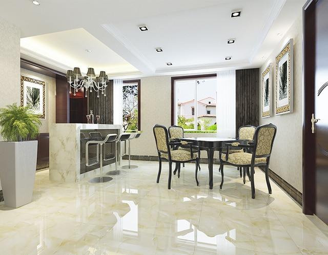 Foshan Keramikfliesen Alle Poliert Glasierte Wohnzimmer Bodenfliesen - Fliesen glasiert oder poliert