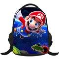 Mochila Super Mario Backpack Children For Teenagers Cartoon Girl Bags Kids School Bags Super Mario Printed1-- Grade 5