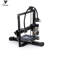 Tevo Tarantula Prusa I3 3D Printer DIY Kit Aluminum Frames Dual Extruder Large Printing Size With Large Heat Bed And 8GB SD Card