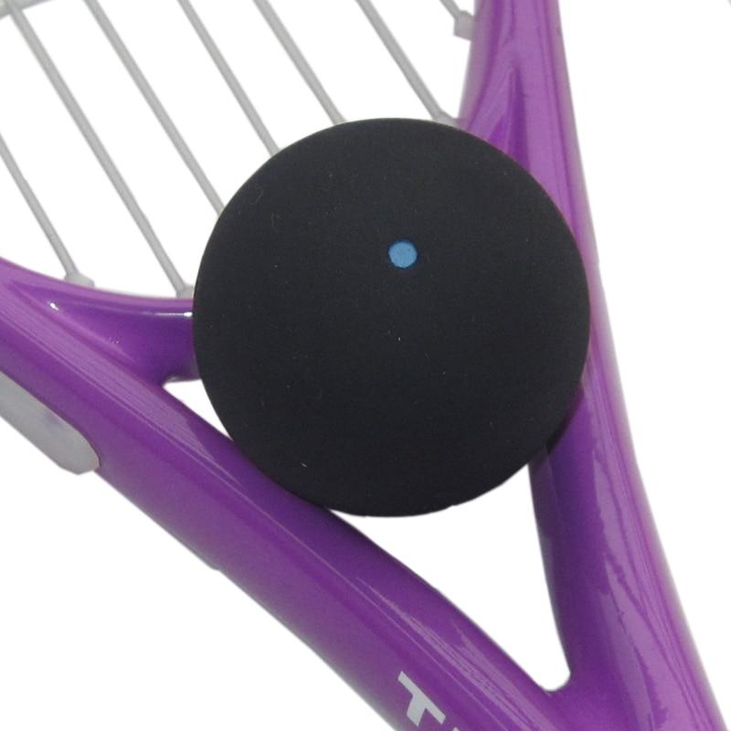 35pcs FANGCAN High Quality Squash Ball High Brand Quality  One Blue Dot Average Level Rubber Squash Ball