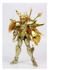 CS Saint Cloth Myth EX Saint Seiya: Soul of Gold Action Figure Alloy Libra Dohko GOD CLOTH 1