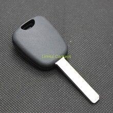 Pinecone para citroen C-TRIOMPHE chaves do carro auxiliar uncut lâmina de bronze em branco abs chave escudo 1pc