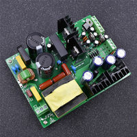 110V 500W Output +/ 30V/35V/37V/40V/45V/50V/65V/55V DC High power PSU Audio Amp Switching Power Supply Board Amplifier